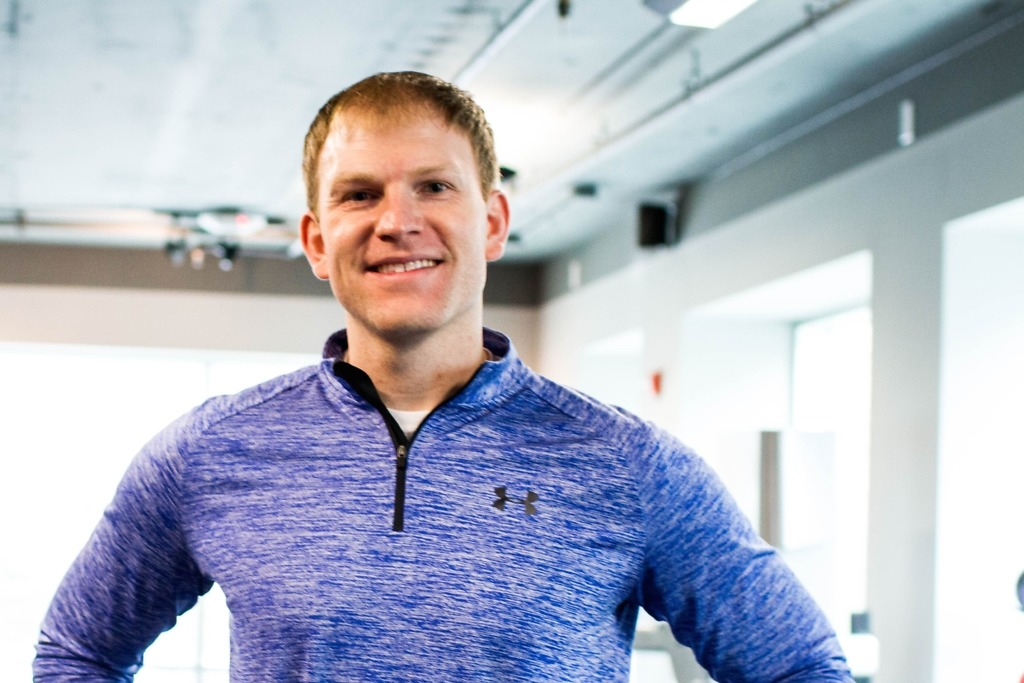 Aaron Hornstra is a Certified Personal Trainer with Core Results Personal Training