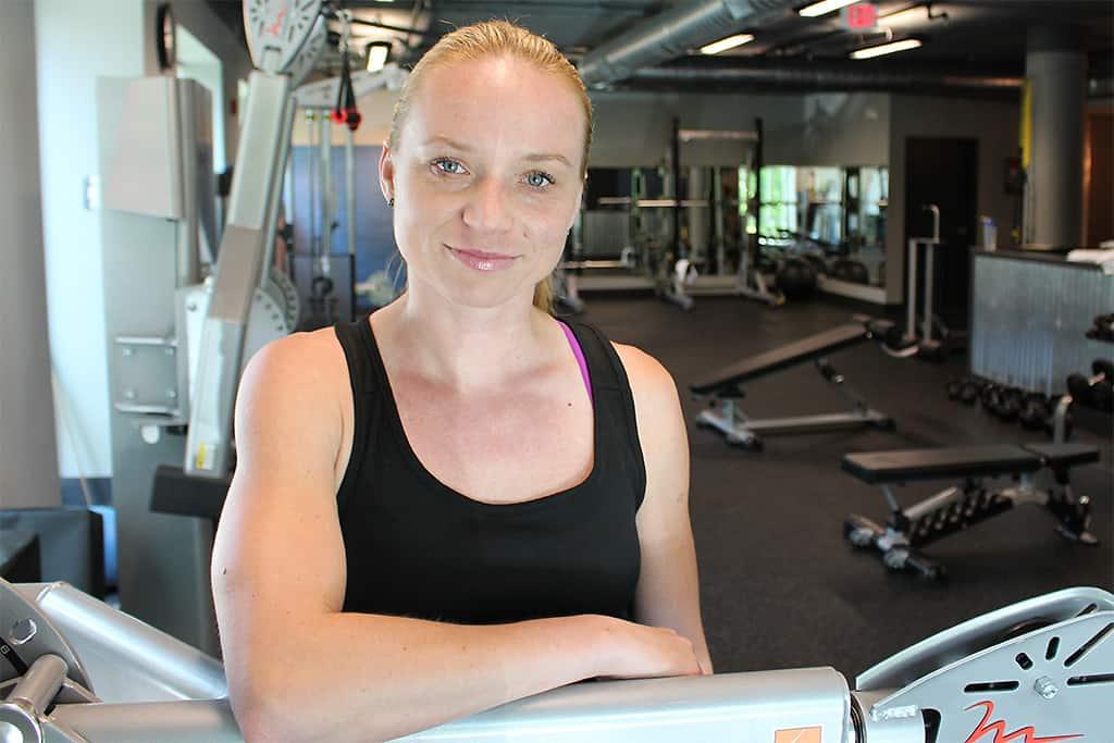 Aleksandra Deren-Jones, a Personal Trainer at Core Result Personal Training