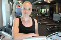 Aleksandra Deren-Jones, a Personal Trainer at Core Result Personal Training