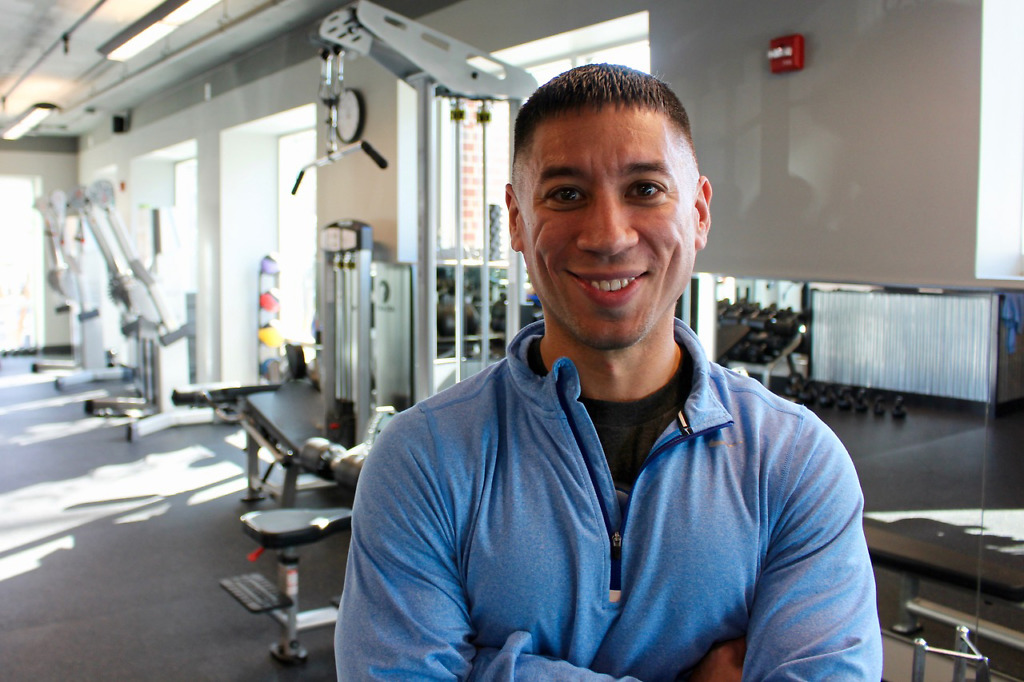 Howie Patterson is a certified personal trainer with Core Results Personal Training