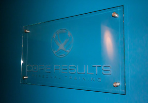 Core Results Studio Entryway