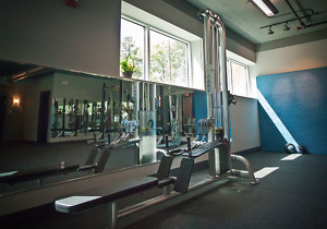 Equipment at Core Results Personal Training